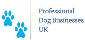 Professional Dog Businesses UK Logo